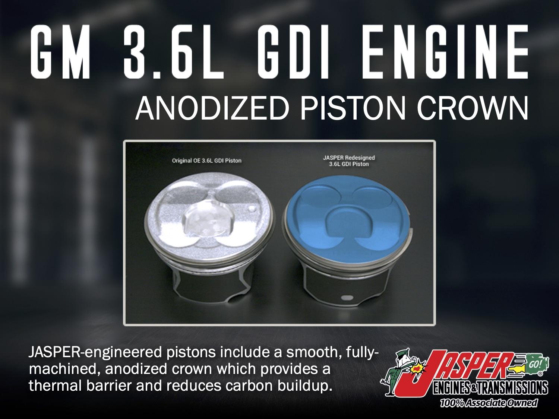 GM 3.6L GDI Engines